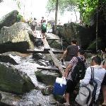 Water fall approach