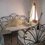 Room 7 sitting area