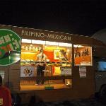 Filipino-Mexican food