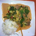 Heerlijk currygerecht