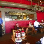 Inside Rudy's