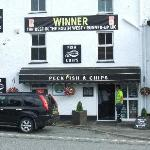 Award winning fish & ships in Camelford