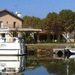 Maison l'Eclusier, Montech.