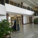 Gaya Centre Hotel: Lobby