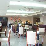 Gaya Centre Hotel: Cafeteria