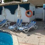 Oasis Hotel swimming pool