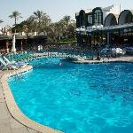 Oasis Hotel swimming pool 2