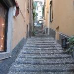 Bellagio side street