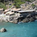 Cala Deia and an excellent lunch stop
