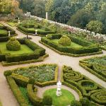 Gardens from the ramparts