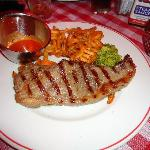 Steak at Route 66