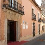 Hotel Casa Palacio. Entrada