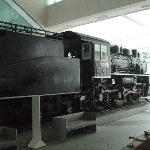 Loco from Burma railway