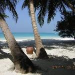 1st photo of meeru island