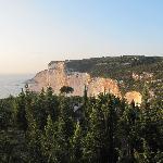The Cliffs opposite