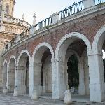Arcos en la iglesia