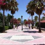 Strandpromenade nach Puerto Banus
