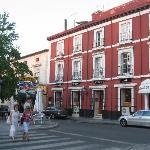 calles de aranjuez, muy bonito