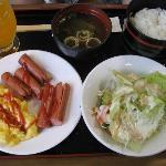 朝食(私の好みだけ)