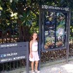 Entrada del Jardin Botanico