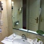 lavabo type château 4 étoiles