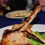 Pork ribs!
