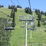 chair lift up
