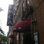 YMCA Harlem front