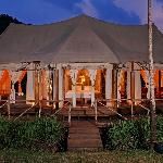 Private Beach Lodge