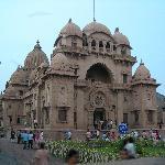 Belur Math main temple