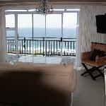 Inside Room with Balcony