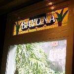 Bayona Sign