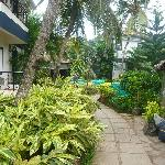 Resort front view