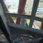 Elevator Descent View