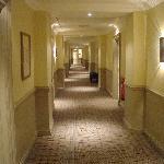 Standard hallway