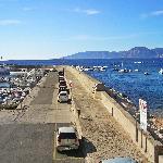 Cala Gonone port