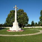 cimitero britannico Bayeux