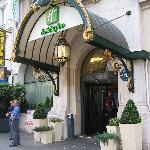 Entrée - rue de Lyon