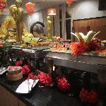 Japenese restaurant (sushi bar)