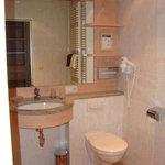 badkamer (ook douche aanwezig)