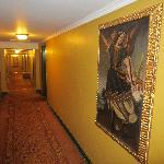 Interior Hallways