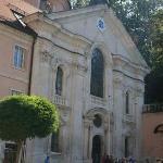 Portal der Klosterkirche