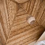 il soffitto delle camere
