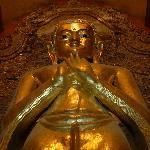 Buda en Ananda Temple
