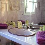 Salle de bain - Terre d'Ô