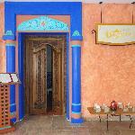 Basmati - our fav at the resort
