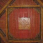 Bit Sidi interior ceiling