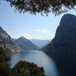 Hetch Hetchy - quiet and close by