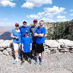 Adam Family Grand Canyon Tour