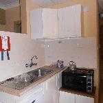 'Kitchen area'